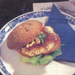 Delfts Blauwe Molenbol (Nederlands, met tomaten)