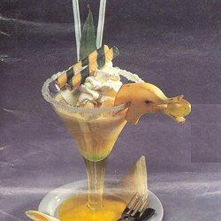 Coupe Pisang (Caribisch met bananenijs)