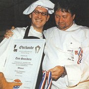 Toine Smulders: champion met champignons