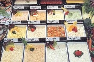 Salades: beleven en verwennen centraal