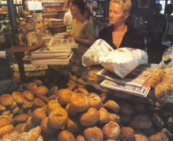 Brood trendy basis
