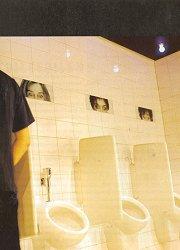 Schoonheid en spektakel op het toilet