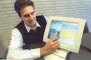 Kassa met koppeling aan online-bestelsysteem voor snacks
