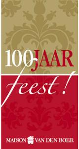 100 jaar Maison Van den Boer – De Inleiding