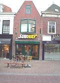 Subway grootste omzetstijger