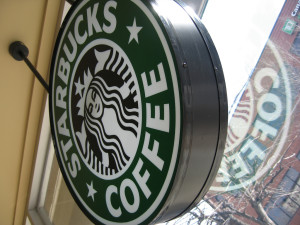 Primeur: Starbucks in Nederland