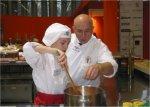 Kinderen aan de kook