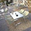 Terrastrends 2005: strak, modern en kleurrijk