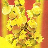 Limoen-chrysantspies