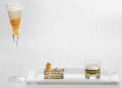 Proeverij van sinaasappel en chocolade (Jilt Cazemier)