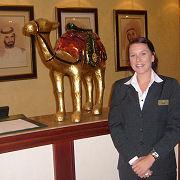 Groeten uit Dubai