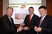 Bieze overall winnaar 1e Foodservice Cooperation Award
