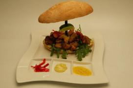 Muryelle Amattasmin: Thai-Chily Chicken