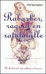 Rabarber, ragout en ratatouille