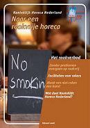 Brochure 'Naar een rookvrije horeca