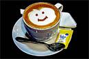 Koken met koffie