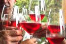 Rosé: na terras nu opmars in keuken