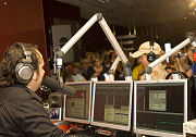 Stoer' Hutten live op 3FM