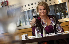 Alle wijnen per glas