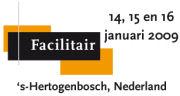 14-16 januari:<BR>Vakbeurs Facilitair