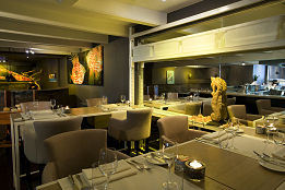 Restaurant Vis, Hoorn