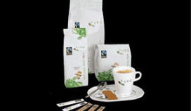 Puro: IJs en fairtrade koffie