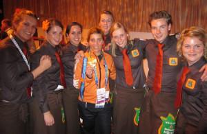Laatste weblog uit het Holland Heineken House