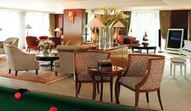 Tien duurste hotelkamers ter wereld