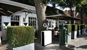 Restaurantdichtheid Nederlandse gemeenten