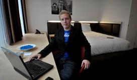Balans opmaken na jaar lang slapen in hotel