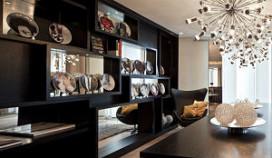 W Hotel Londen: slaapkamer als dressing room