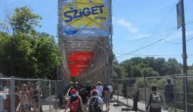 Ruim baan voor 'hotellerie' op Sziget Festival