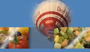 De Elstar Catering heeft eigen luchtballon