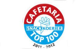Ranglijst Cafetaria Top 100 2011