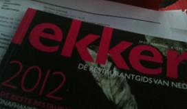 Ranglijst Lekker 2012