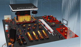 Themawereld Hotel: van catwalk tot business talk