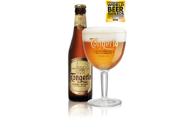 Tongerlo Blond uitgeroepen tot 'World's Best Beer 2014