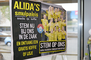 Alida's Smulpaleis wint Publieksprijs Cafetaria Top 100 2014