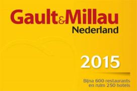 Uitstekende wijnkaart GaultMillau 2015