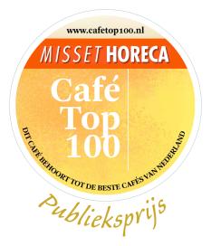 Café Braakhekke wint Publieksprijs Café Top 100
