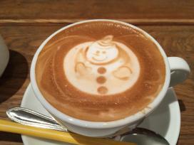 Latte art inspiratie