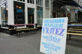 Cafetaria exploiteert 'keuken' van top 100-café