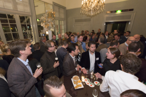 Groothuis over the moon na winst Café Top 100 2015