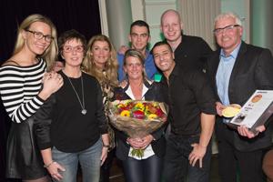 De Bonte Koe blij met tweede plek in Café Top 100