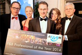 Genomineerden f&b professional of the year bekend