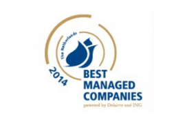 CSU uitgeroepen tot Best Managed Company 2014