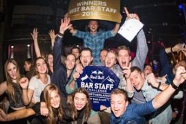 Parc Breda wint eerste Red Bull Bar Staff Challenge