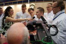Gouden Koksmuts 2015 voor team De Leuf