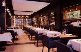Nieuw interieur voor sterrestaurant Amarone*