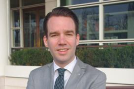 Ruben Schuuring nieuwe f&b manager Hilton Amsterdam